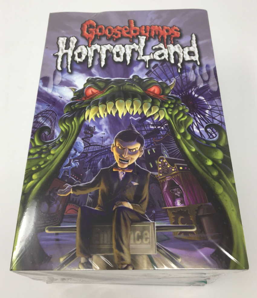 Goosebumps Horror Land Collection
